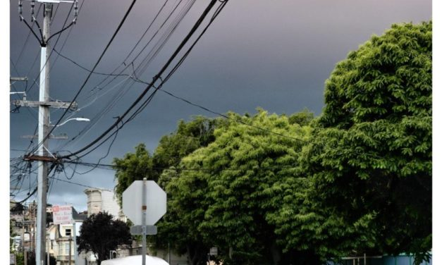 Snap: Storm front in the Mission