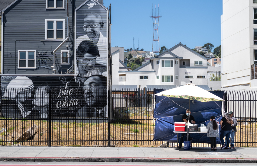 Photo essay: Day 68 of shelter-in-place, Mission Commerce