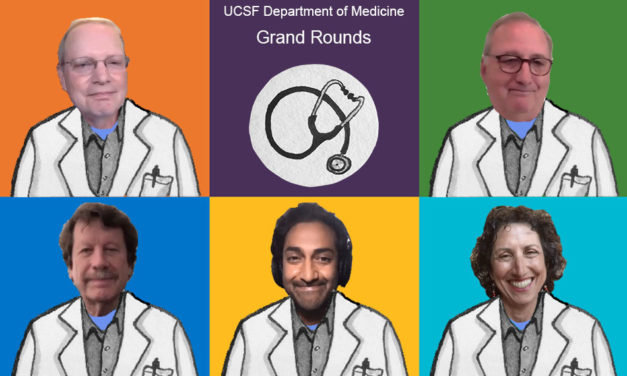UCSF Medical Grand Rounds: Pushing the speed limit on papers and vaccines
