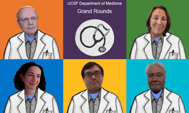 UCSF Medical Grand Rounds talks treatments and lingering symptoms