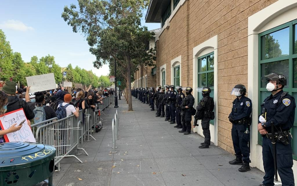 Amid calls for change, San Francisco Police Department remains slow to reform and, despite all data to the contrary, continues to deny racial bias