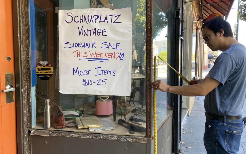 Neighborhood notes: Sidewalk sales, cooking school, and virtual trivia night