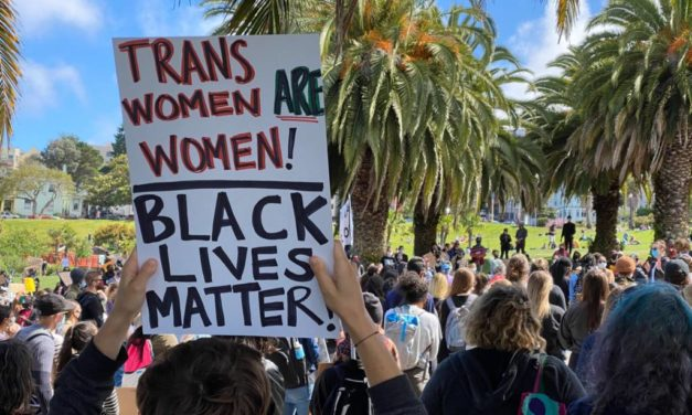 Hundreds show up at Dolores Park for Women's March rally
