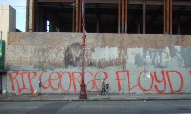 Snap: George Floyd presente!