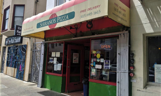 Serrano's Pizza & Pasta: the tried and true