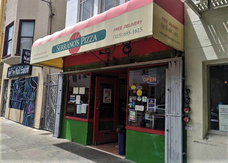 Serrano's Pizza & Pasta: the tried and true