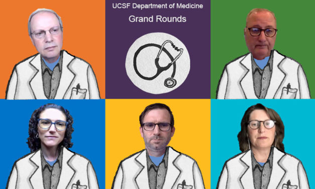 UCSF Grand Rounds: Opening the schoolhouse and the big house