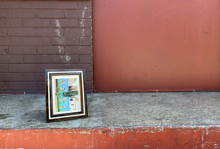 Snap: Framed on 16th Street