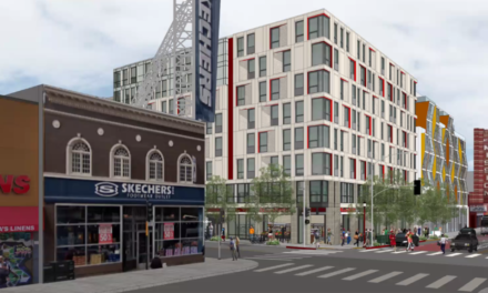 Community lashes out at new building proposed for 22nd and Mission, the site of a deadly 2015 fire