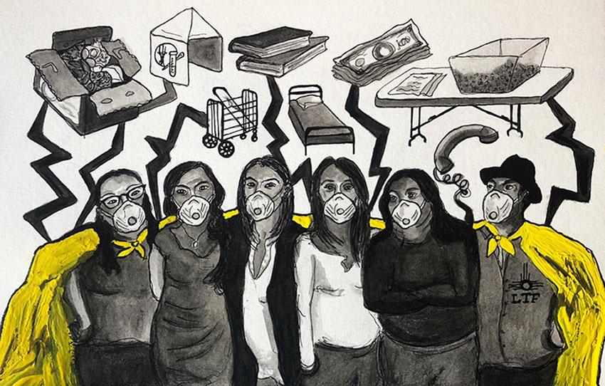 Grupo de Trabajo Latino emerge para enfrentar al COVID-19