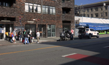 15 residents displaced following 2-alarm fire on Mission Street