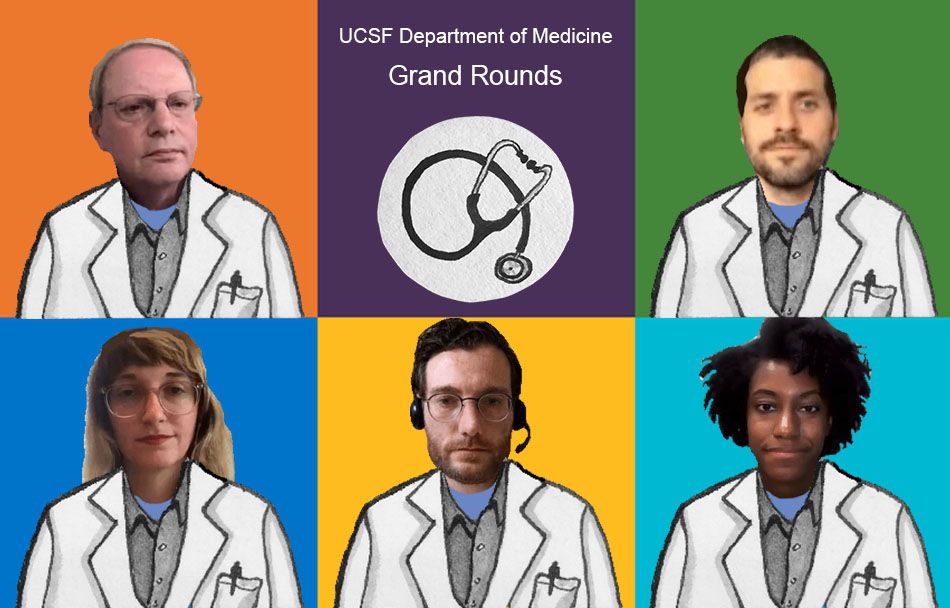 UCSF Grand Rounds: Rapid testing, herd immunity, and narrative