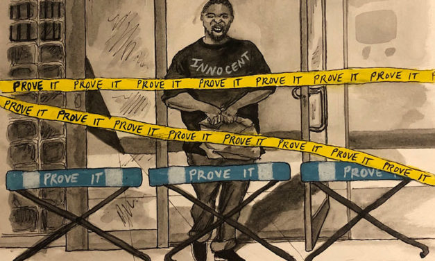 Maurice Caldwell had his conviction overturned a decade ago. The City Attorney says he's still a killer.