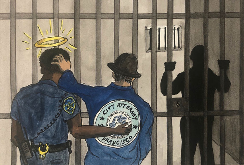 Part II: Exoneree Maurice Caldwell says SFPD coerced testimony and railroaded him into prison. The City Attorney still insists he's guilty of murder.