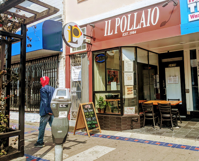 Il Pollaio – North Beach invades the Mission