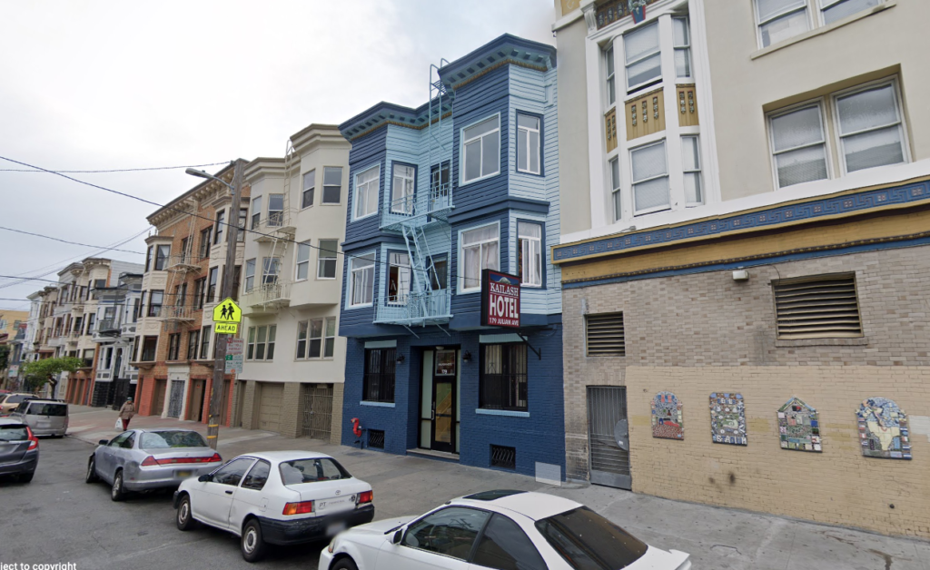 Woman shot and killed at Mission District residential hotel