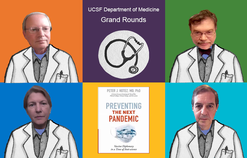 UCSF Grand Rounds: Vaccine Nationalism, Allocation, and Trust
