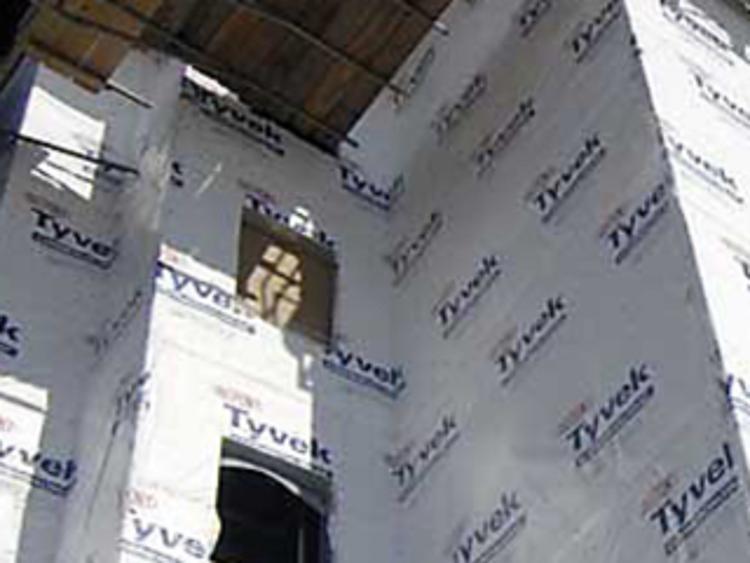 10 ft x 125 ft DuPont Tyvek Commercial Wrap at Missouri