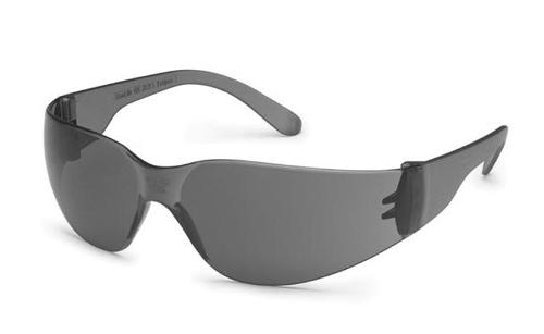 Gateway Safety Starlite Safety Glasses - Gray Frame/Gray Lens
