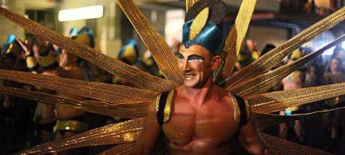 Mardi Gras Sydney Parade myGayTrip.com