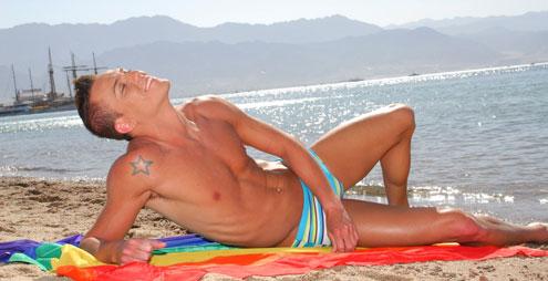 gay pride Eilat myGayTrip.com
