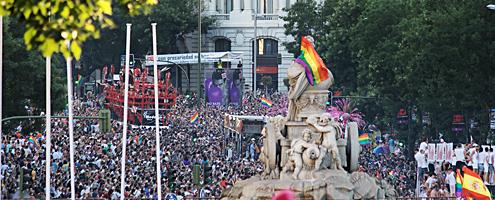 Orgullo Madrid myGayTrip.com