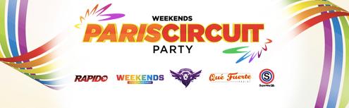 Paris Circuit Party myGayTrip.com