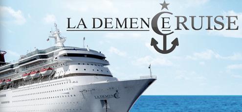 La Démence Cruise myGayTrip.com