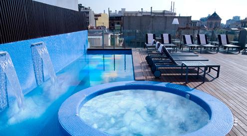 Axel Hotel Barcelone myGayTrip.com