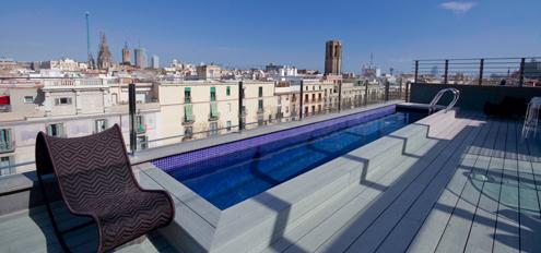 Hotel Bagues Barcelone myGayTrip.com