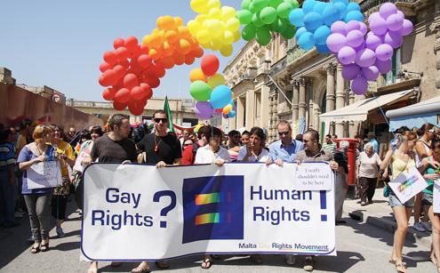Malte gay pride myGayTrip.com