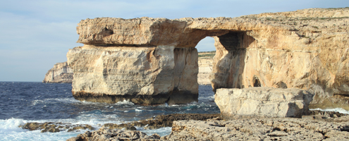Azure Window Malte myGayTrip.com