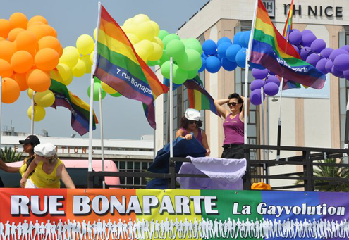 Pink Parade 2010 Aglae myGayTrip.com