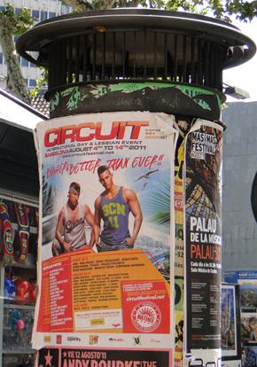 Circuit Festival 2011 Barcelone myGayTrip.com
