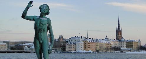 Gamla Stan Stockholm myGayTrip.com