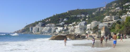 Le Cap Cape Town 3rd Beach myGayTrip.com