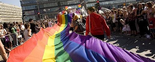 Gay pride Stockholm myGayTrip.com