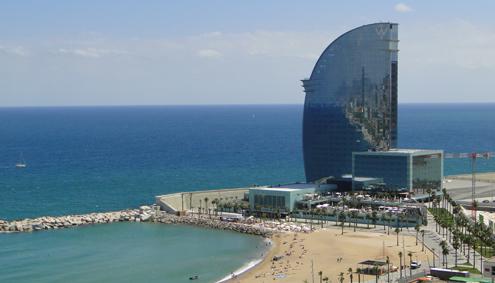 W Hotel Barcelone myGayTrip.com