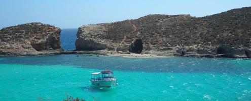 Blue Lagoon Malte myGayTrip.com