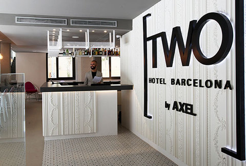 Two hotel barcelona