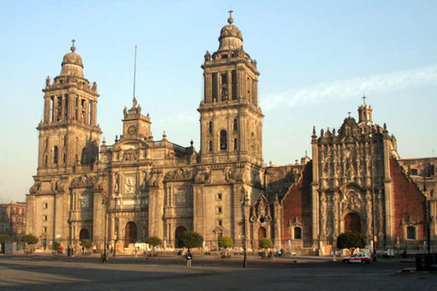 Mexico cathedral gay tour