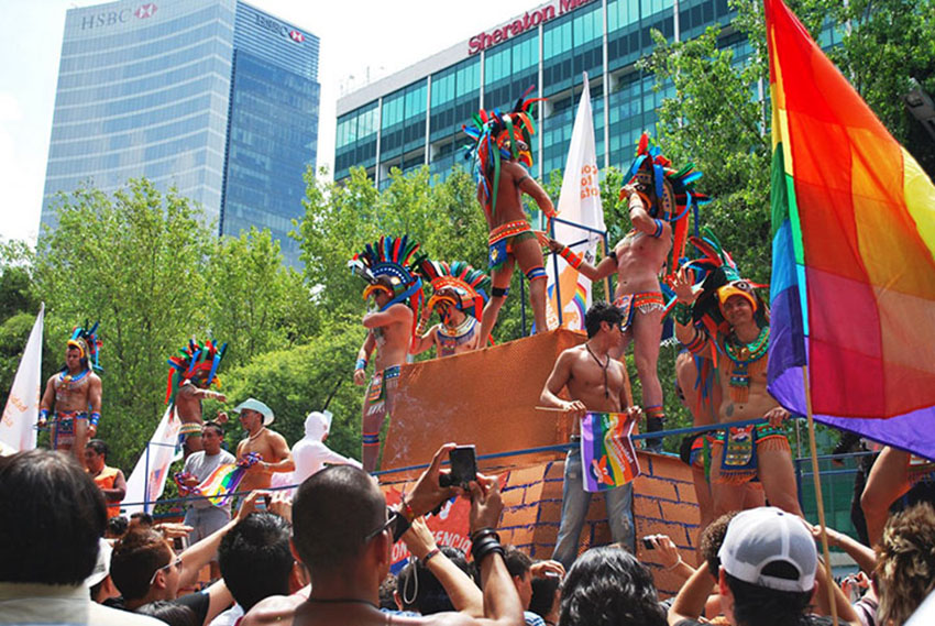 mexico pride gay tour