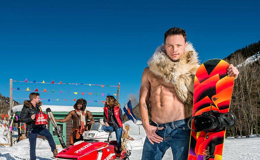 gay ski week © gay ski week