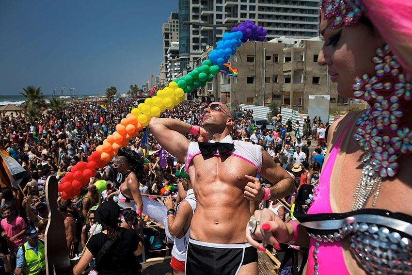gay tour israël tel aviv pride