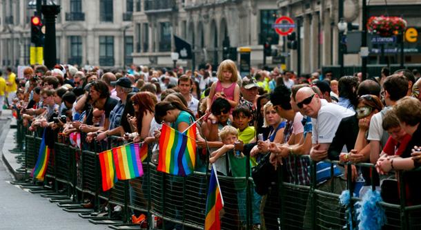 Pride London Worldpride myGayTrip.com
