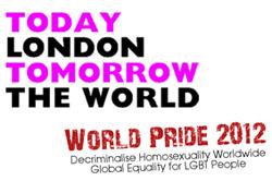 London Pride myGayTrip.com