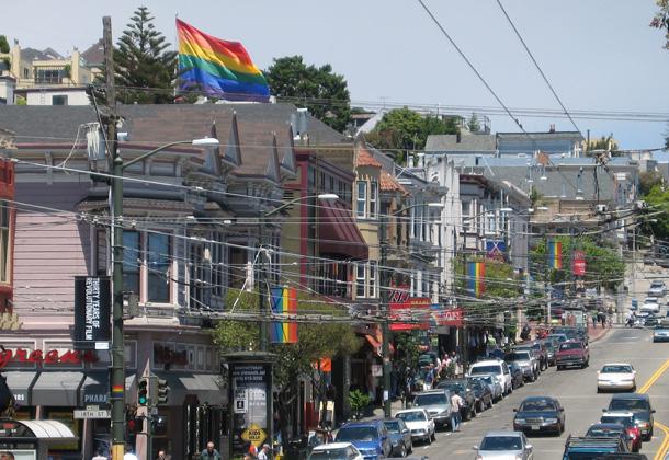 San Francisco Castro myGayTrip.com