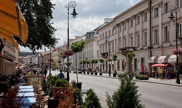 Varsovie Jan Le Bris de Kerne