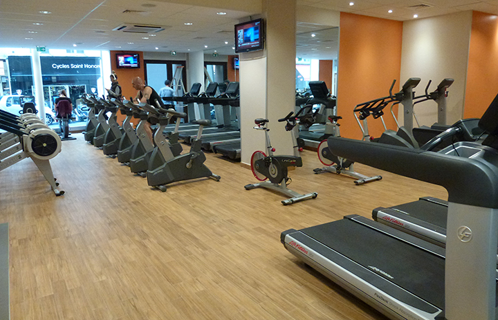 Rencontre club med gym