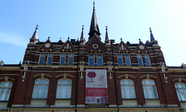 Design Museum in Helsinki